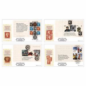 2016 Royal Mail 500 PSB Defin Set of 4