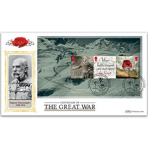 2016 WW1 PSB DEFIN (P1) 1st x 3 Pane