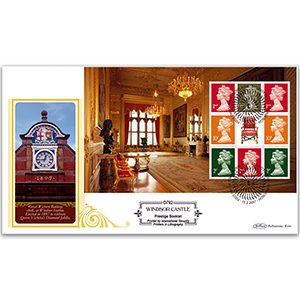 2017 Windsor Castle PSB Definitive Cover - (P3) Defin Pane