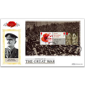2017 WWI PSB Definitive Cover - (P2) 3 x 1st