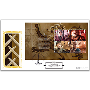 2018 Game of Thrones PSB Definitive - (P2) 1st x 4 Olenna Pane