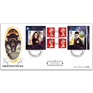 2018 Harry Potter Retail Booklet Definitive Cover