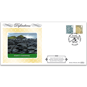 2019 Definitives - Tariff Wales New Values Definitive Cover