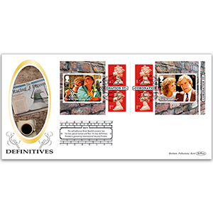 2020 Coronation Street Retail Booklet Definitive Cover