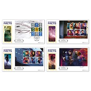 2020 Star Trek PSB DEFIN Set of 4