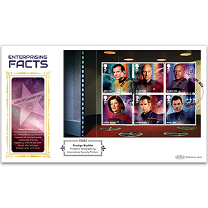 2020 Star Trek PSB DEFIN - (P1) 1st x 6 (Kirk) pane