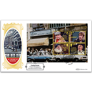 2021 Only Fools & Horses PSB DEFIN - (P3) M/S pane