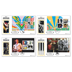 2021 Paul McCartney PSB Definitive Set of 4