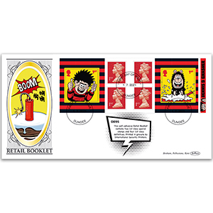 2021 Dennis and Gnasher Retail Booklet Definitive