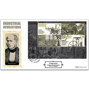 2021 Industrial Revolutions PSB Definitive - (P2) 2x1st/2x2nd