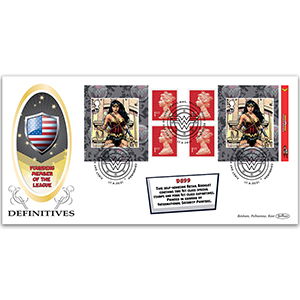 2021 DC Collection Wonder Woman Retail Bklt Definitive