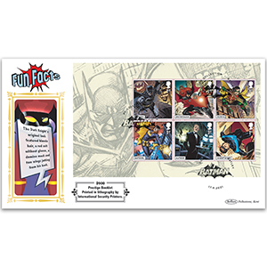 2021 DC Collection PSB Defin - (P1) 1st x 6 Batman