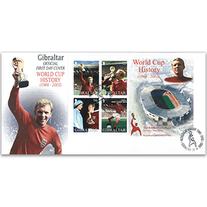 2002 Gibraltar - World Cup History
