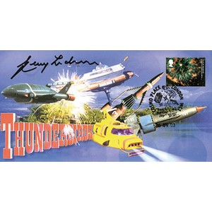 Thunderbirds - signed Gerry Anderson