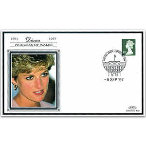 1997 Diana, Princess of Wales 1961 - 1997