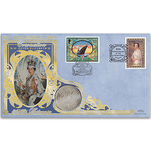 1998 45th Anniversaary of the Coronation & HMY Britannia