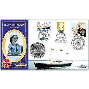 1997 HMY Britannia