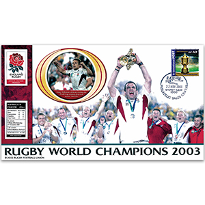 2003 Rugby World Cup Final Cover