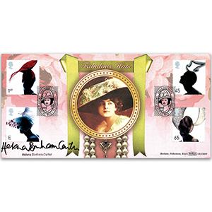 2001 Fabulous Hats BLCS - Signed by Helena Bonham-Carter