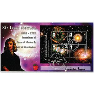 2002 Astronomy M/S - Signed Andrew Lyne