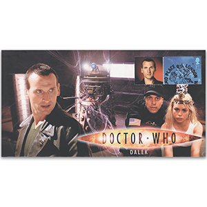 2005 Doctor Who Cover - 'Dalek'