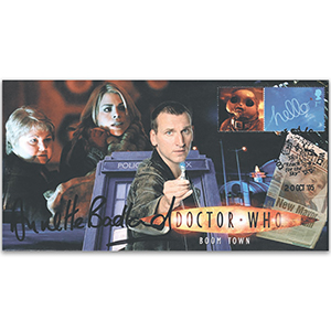Dr Who Boom Town - Signed Annette Badland