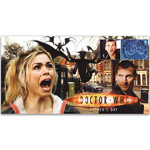 2005 Doctor Who Cover - 'Father's Day'