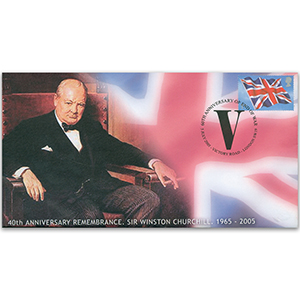 2005 60th Anniversary End of WWII & 40th Anniversary of Remembrance Sir Winston Churchill