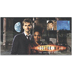 2007 Dr Who - The Doctor & Martha