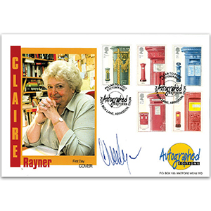 2002 Pillar to Post - Autographed Editions - Signed by Claire Rayner OBE