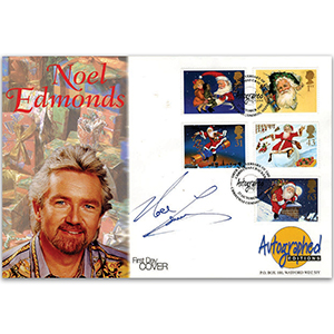 1997 Christmas - Autographed Editions - Signed by Noel Edmunds