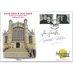 1999 Royal Wedding - Autographed Editions - Signed by Garth Gibbs and Sean Smith