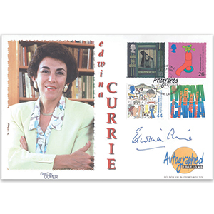 1999 Citizens' Tale - Autographed Editions - Signed by Edwina Currie