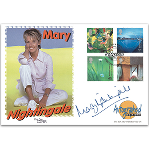 2000 People & Place - Autographed Editions - Signed by Mary Nightingale