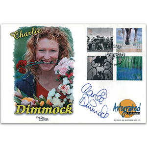 2000 Stone & Soil - Autographed Editions - Signed by Charlie Dimmock