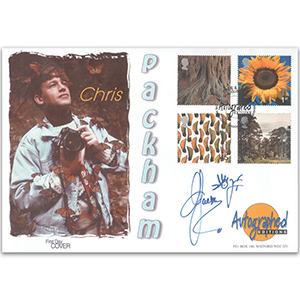 2000 Tree & Leaf - Autographed Editions - Signed by Chris Packham