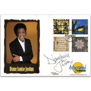 2000 Spirit & Faith - Autographed Editions - Signed by Diane Louise Jordan