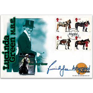 1997 All the Queen's Horses - Autographed Editions - Signed by Lucinda Green