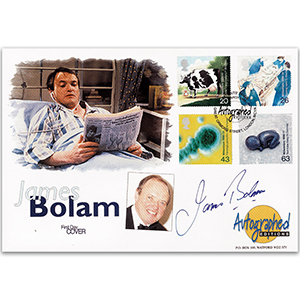 1999 Patients' Tale - Autographed Editions - Signed by James Bolam