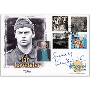 1999 Soldiers' Tale - Autographed Editions - Signed by Ian Lavender