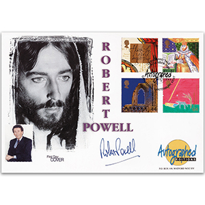 1999 Christians' Tale - Autographed Editions - Signed by Robert Powell