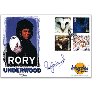2000 Above & Beyond - Autographed Editions - Signed by Rory Underwood