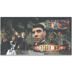 2007 Dr Who 'Human Nature' - Signed Harry Lloyd-Baines
