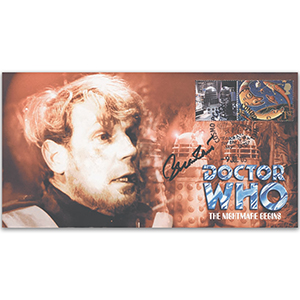 Dr Who Nightmare Begins Signed Brian Cant