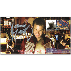 2008 Torchwood File 07: 'Kiss Kiss, Bang Bang' - Signed by James Marsters