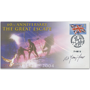 2006 Great Escape 60th - Signed Jimmy James