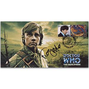 Doctor Who The Highlanders - Signed Frazer Hines
