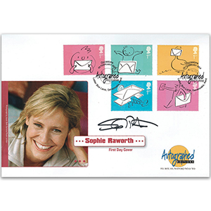 2004 Occasions - Autographed Editions - Signed by Sophie Raworth