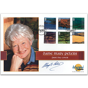 2004 British Journey: Northern Ireland - Autographed Editions - Signed by Dame Mary Peters