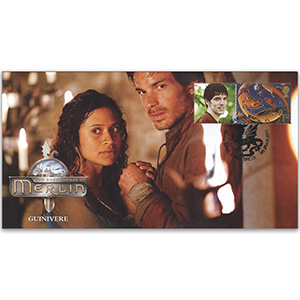 2011 'Adventures of Merlin' - Guinevere - London WC1X